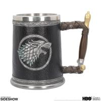 Gallery Image of Winter is Coming Tankard Collectible Drinkware
