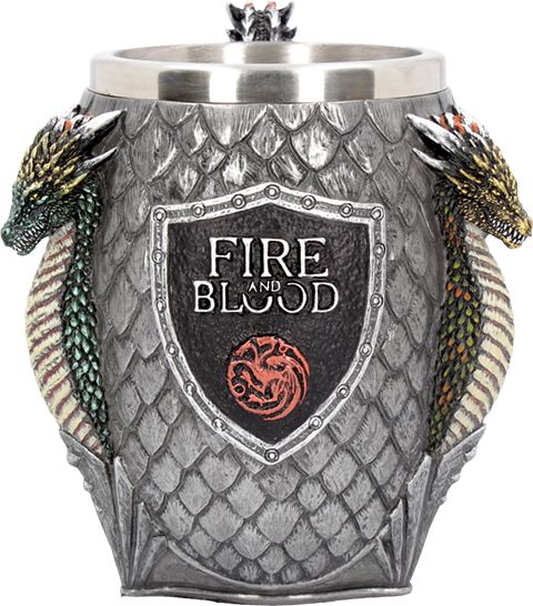 Nemesis Now House Targaryen Tankard Collectible Drinkware