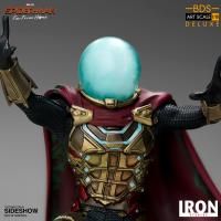 Gallery Image of Mysterio (Deluxe) 1:10 Scale Statue