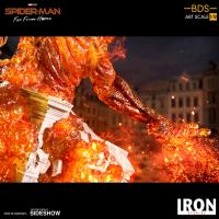Gallery Image of Molten Man 1:10 Scale Statue