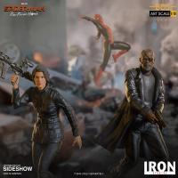 Gallery Image of Nick Fury 1:10 Scale Statue