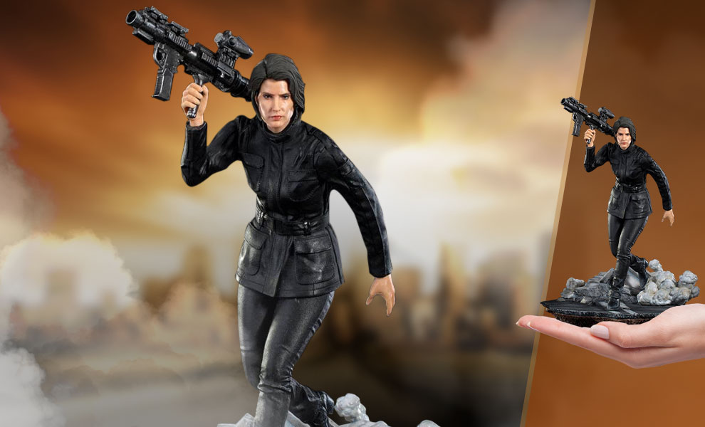 Gallery Feature Image of Maria Hill 1:10 Scale Statue - Click to open image gallery