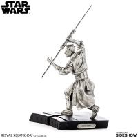 Gallery Image of Darth Maul Figurine Pewter Collectible