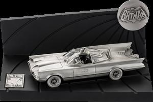 Batman 80th Classic Batmobile Replica Pewter Collectible