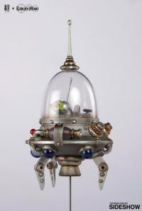 Gallery Image of Search Small Spaceship Picoloid k-6 Statue