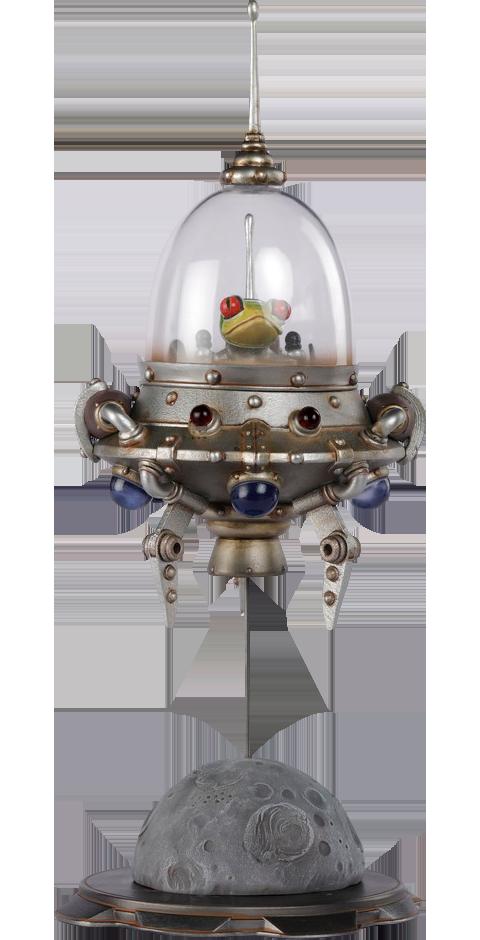 Manas SUM Search Small Spaceship Picoloid k-6 Statue
