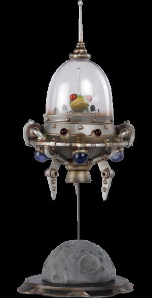 Search Small Spaceship Picoloid k-6 Statue