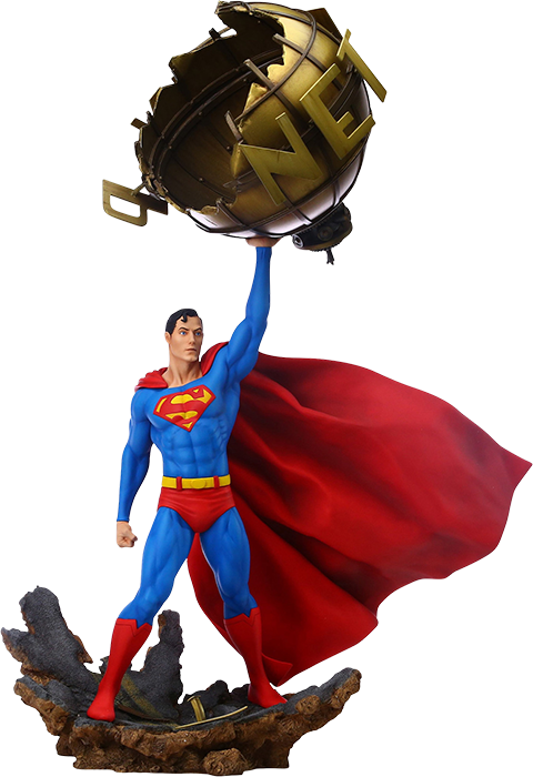 Enesco, LLC Superman Statue