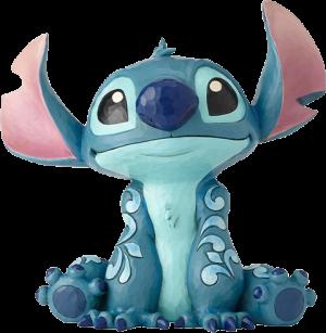 Stitch Statue