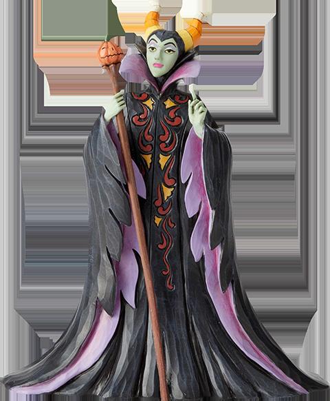 Enesco, LLC Maleficent Halloween Figurine