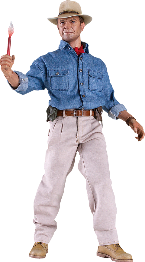 Chronicle Collectibles Dr. Alan Grant Sixth Scale Figure