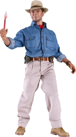 Dr. Alan Grant Sixth Scale Figure