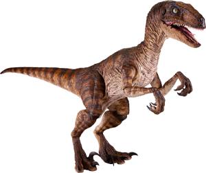 Velociraptor Sixth Scale Figure