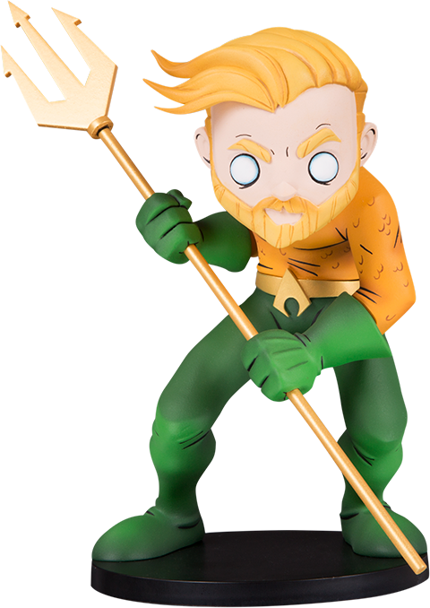 DC Direct Aquaman Vinyl Collectible