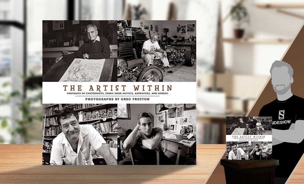 Gallery Feature Image of The Artist Within Book - Click to open image gallery