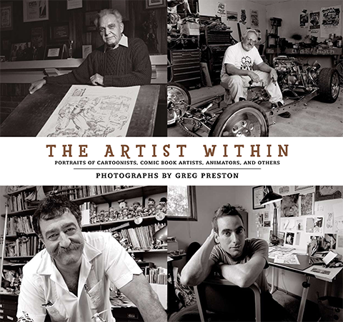 Sampsel Preston Photography The Artist Within Book