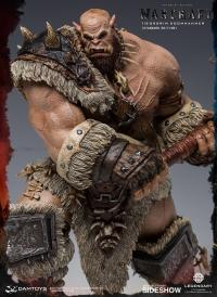 Gallery Image of Orgrim (Standard Version) Statue