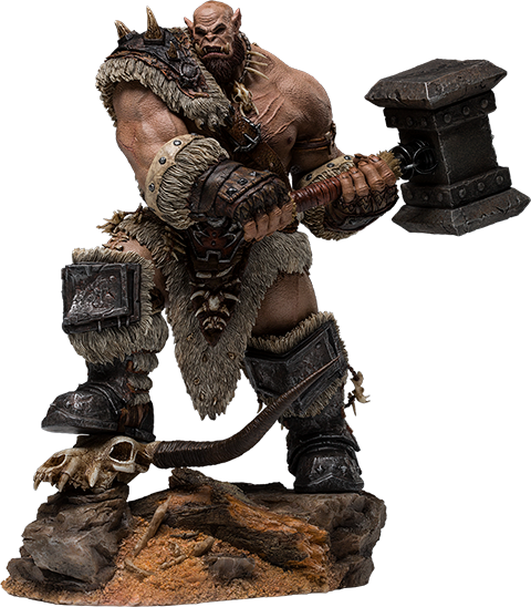 Damtoys Orgrim (Standard Version) Statue