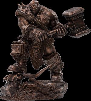 Orgrim (Imitation Bronze) Statue
