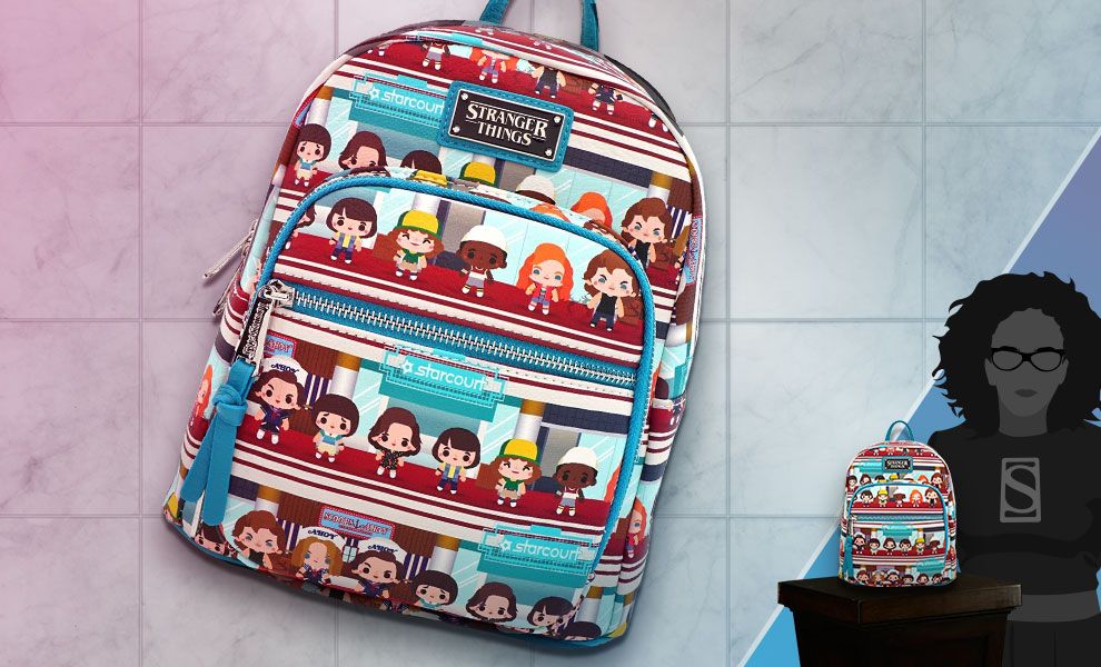 Gallery Feature Image of Star Court Chibi Mini Backpack Apparel - Click to open image gallery