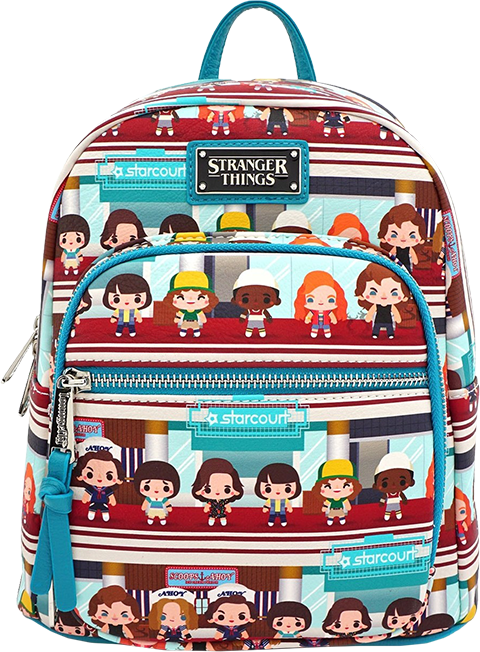 Loungefly Star Court Chibi Mini Backpack Apparel