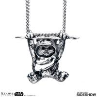 Gallery Image of Ewok Slider Necklace Jewelry