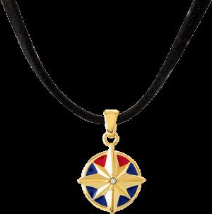 Captain Marvel Star Choker Jewelry