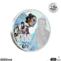 Gallery Image of Rey Silver Coin Silver Collectible