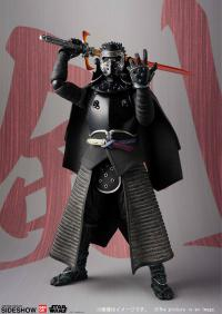 Gallery Image of Samurai Kylo Ren Collectible Figure