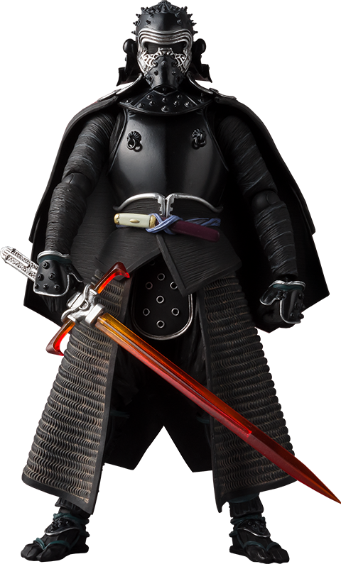 Bandai Samurai Kylo Ren Collectible Figure