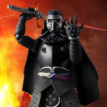Samurai Kylo Ren Collectible Figure
