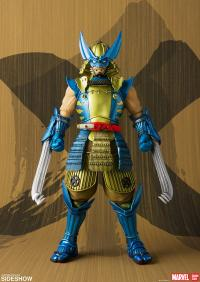 Gallery Image of Muhomono Wolverine Collectible Figure
