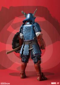 Gallery Image of Samurai Captain America Collectible Figure
