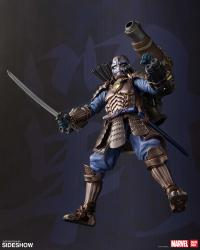 Gallery Image of Koutetsu Samurai War Machine Collectible Figure