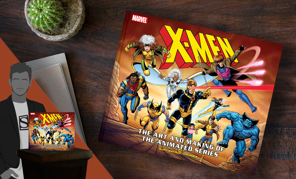Gallery Feature Image of X-Men: The Art and Making of The Animated Series Book - Click to open image gallery