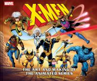Gallery Image of X-Men: The Art and Making of The Animated Series Book