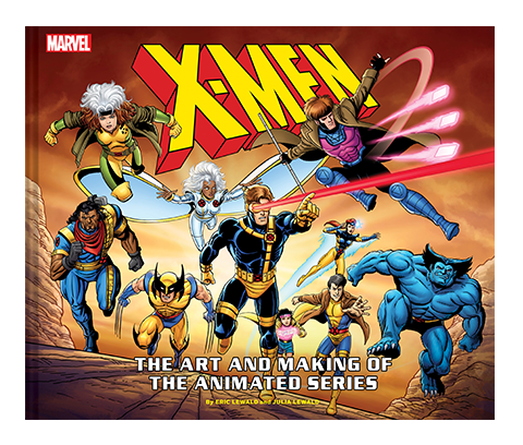 Abrams Books X-Men: The Art and Making of The Animated Series Book