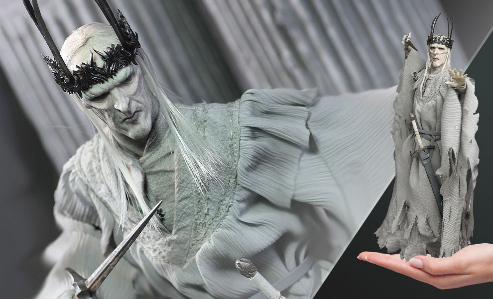 Gallery Feature Image of Twilight Witch-King Sixth Scale Figure - Click to open image gallery