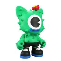 Gallery Image of NoPalito Green Designer Collectible Toy