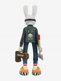 """Gallery Image of Guggimon """"High Voltage"""" Edition Designer Collectible Toy"""