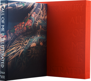All of Me is Illustrated (Deluxe Edition) Book