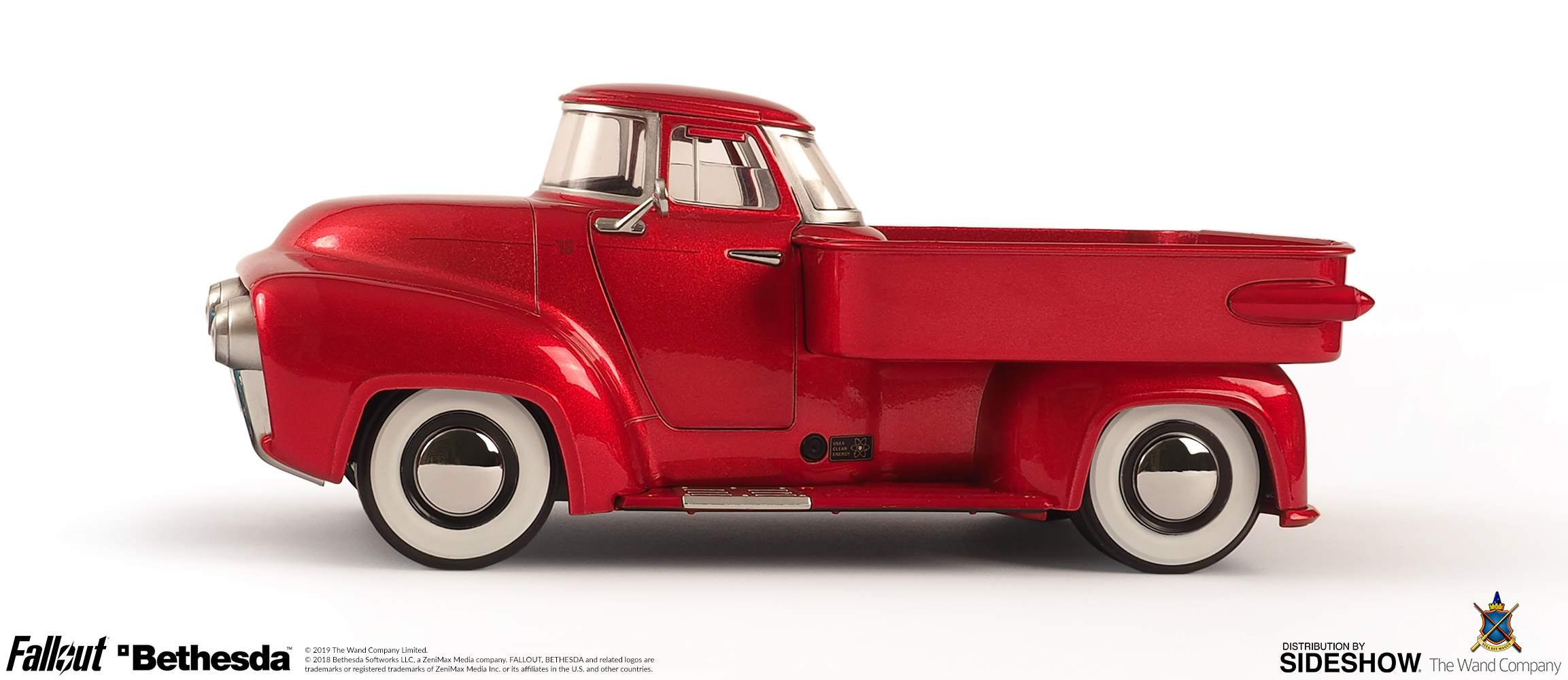 Pick-R-Up Die-Cast Model Car (Candy Red) by The Wand Company | Sideshow  Collectibles