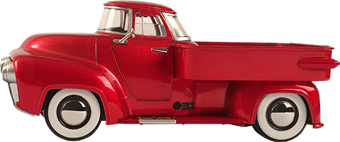 The Wand Company Pick-R-Up (Candy Red) Die-cast Figure