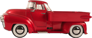 Pick-R-Up (Candy Red) Die-cast Figure