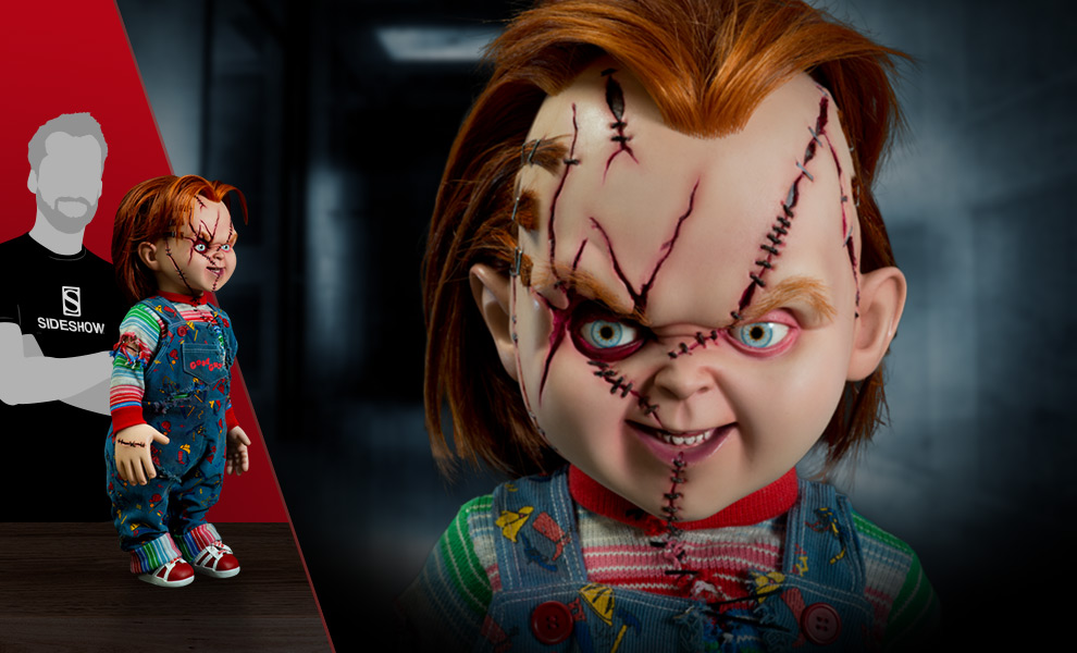 Gallery Feature Image of Seed of Chucky Doll Doll - Click to open image gallery