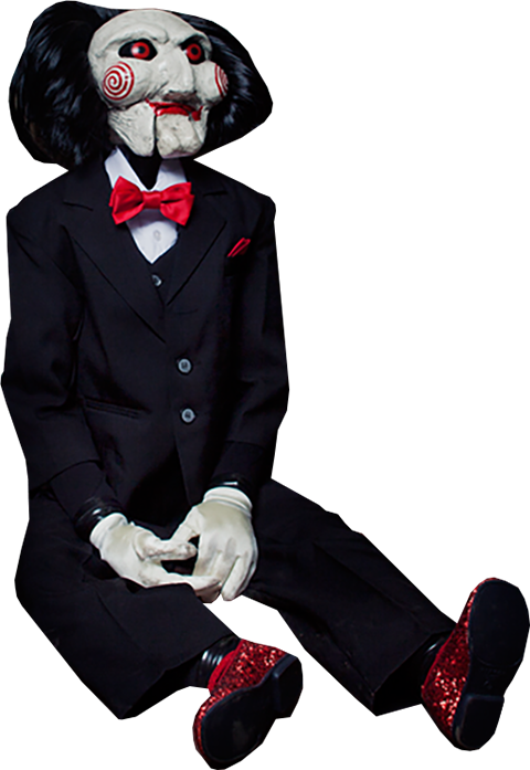 Trick or Treat Studios Billy the Puppet Prop Replica