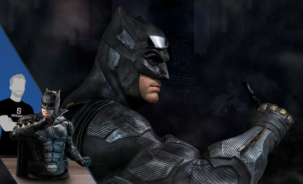 Gallery Feature Image of Batman Life-Size Bust - Click to open image gallery