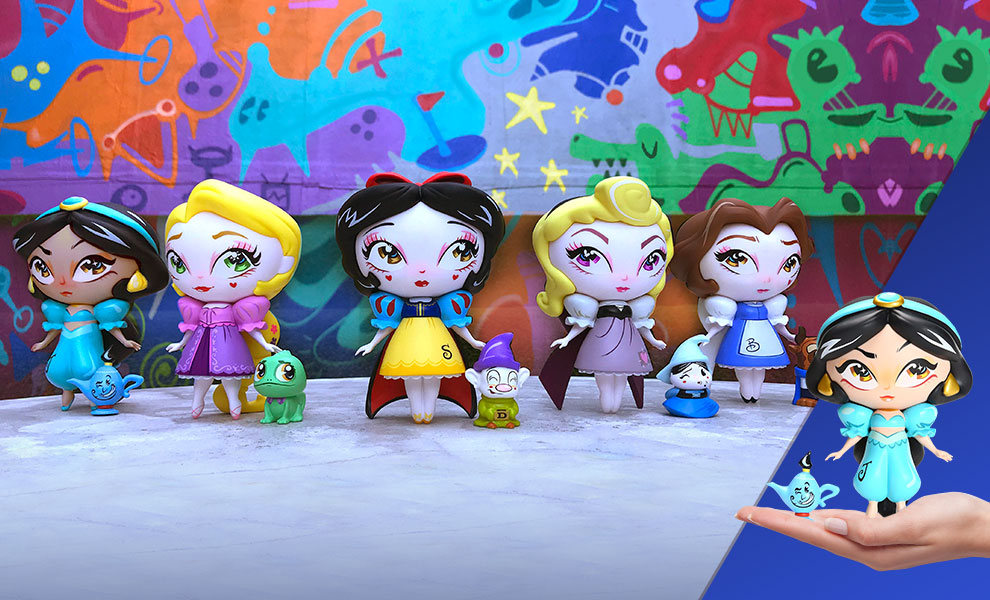 Gallery Feature Image of Miss Mindy Princess Series Collectible Set - Click to open image gallery