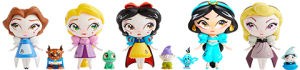 Miss Mindy Princess Series Collectible Set