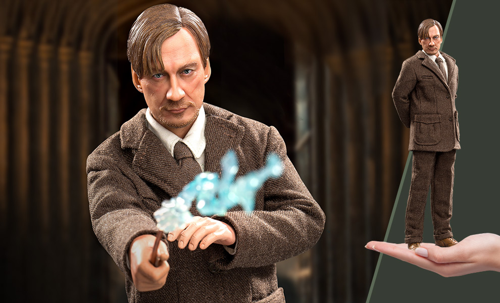 Gallery Feature Image of Remus Lupin (Deluxe) Sixth Scale Figure - Click to open image gallery